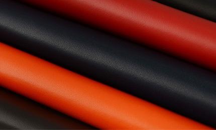 Luxury Corrected Grain Leather