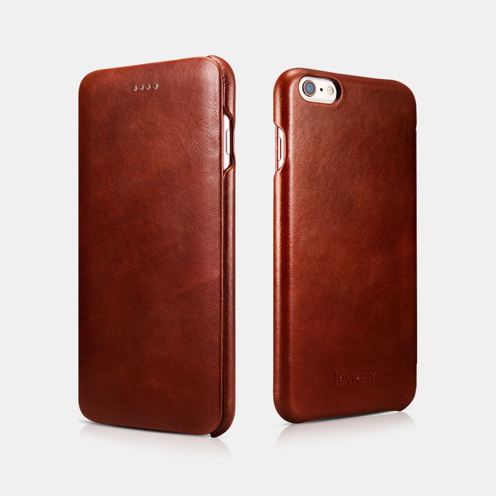Curved Edge Vintage Series For iPhone 6/6S