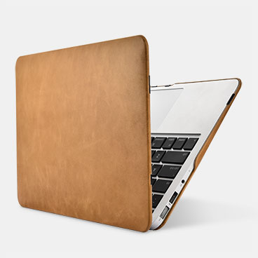 Vintage Book Style Slim Folio Case For MacBook Air 11 inch