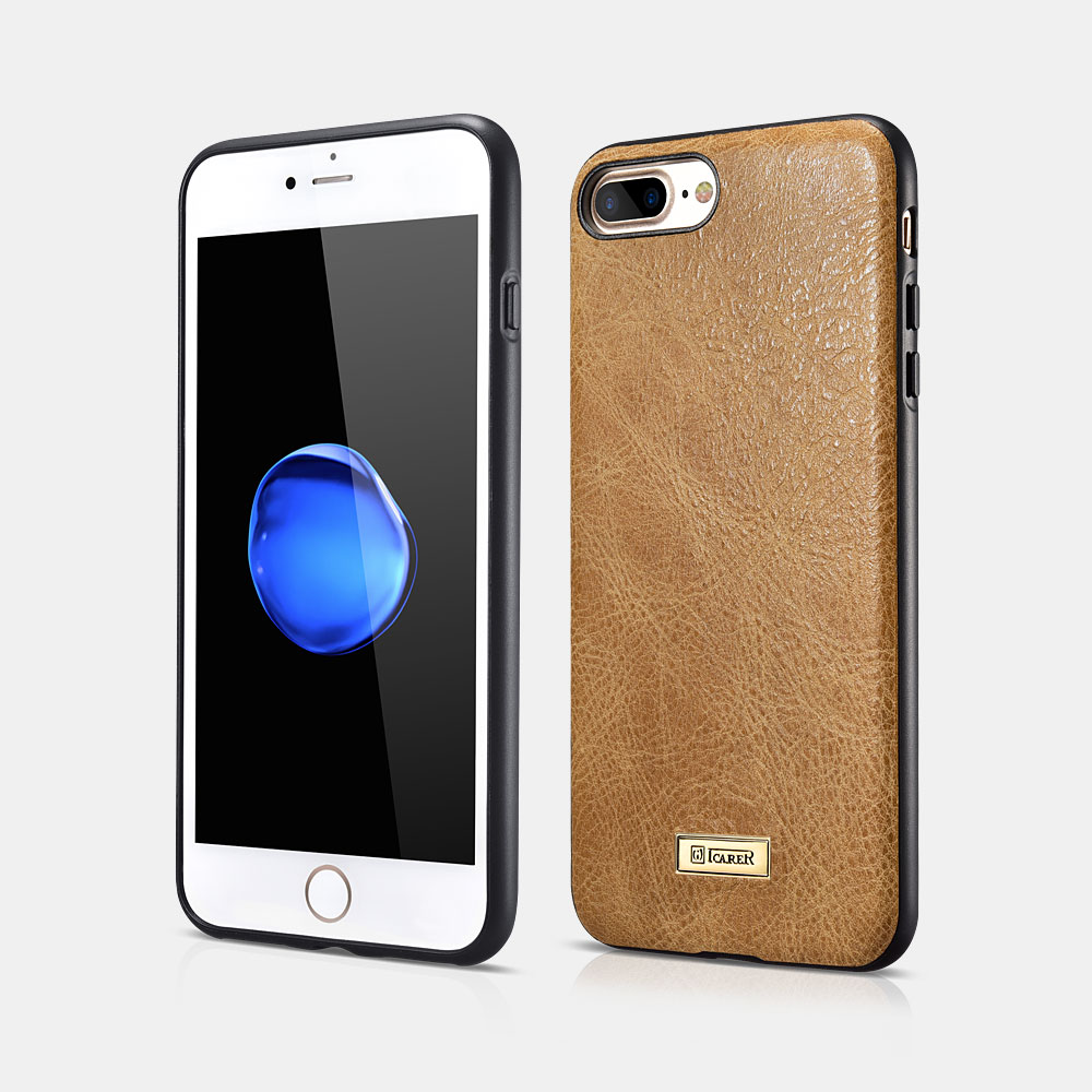 Shenzhou Leather Fashional Back Case For iPhone 7 Plus/8 Plus
