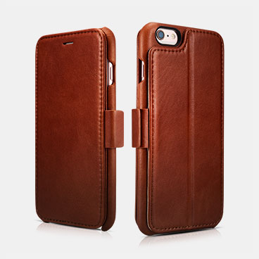 Vintage Wallet Case with Four Credit Cards Slot Design For iPhone 6 Plus/6S Plus