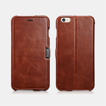 Vintage Series (Side-open) For iPhone 6 Plus/6S Plus