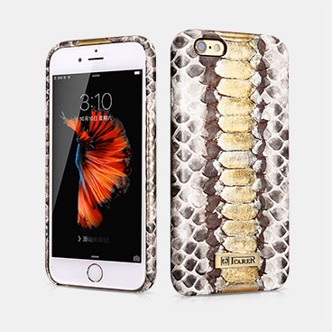 Python Leather Back Cover Series For iPhone 6 Plus/6S Plus
