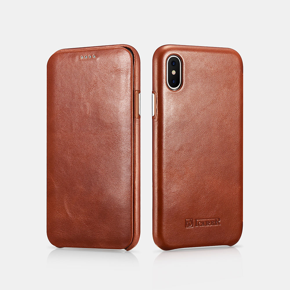 iPhone X/XS Curved Edge Vintage Series