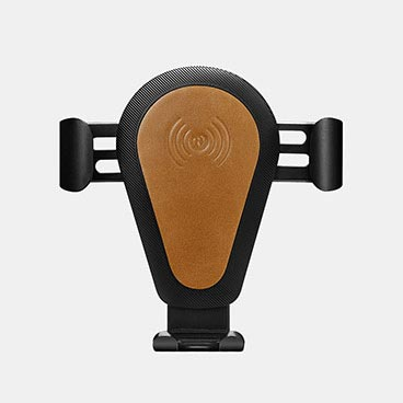 Fast Wireless Charger Gravity Car Mount M10