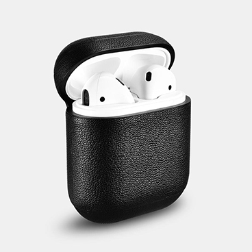 Airpods Nappa Leather Protective Case Cover