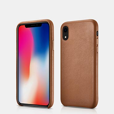 Phone XR Original Genuine Leather Case