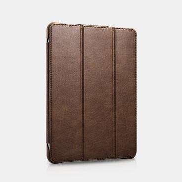 iPad Pro 11inch crazy horse leather tri-fold style