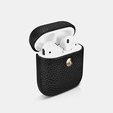 Hermes Leather Airpods Case Detachable Series New