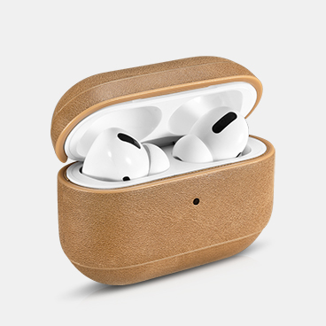 Airpods Pro Shenzhou Genuine Leather Protective Case
