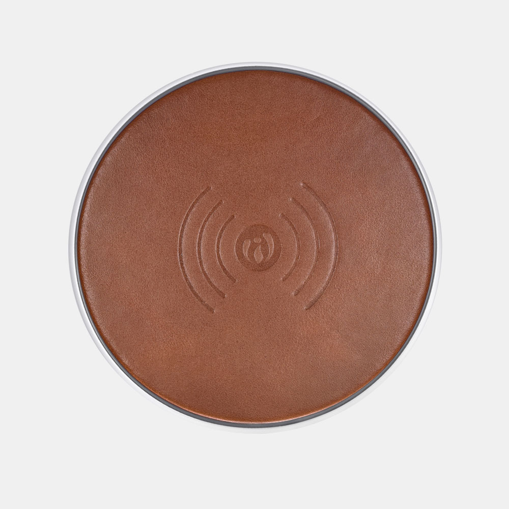 Genuine Leather Wireless charging NW180