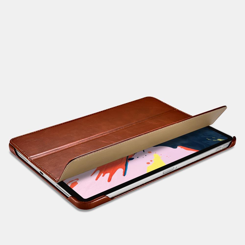 iPad Pro 11 inch Vintage Genuine Leather Folio Case ...