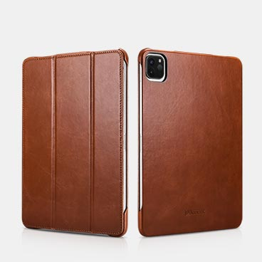 iPad Pro 11 inch Vintage Genuine Leather Folio Case